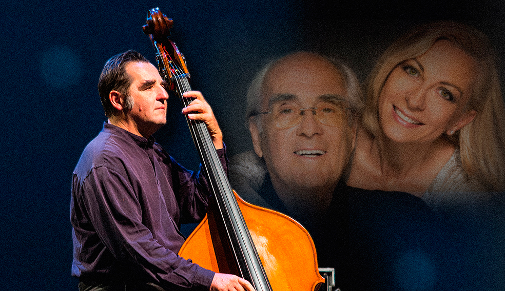 """San Javier Loves Michel Legrand"" with Pierre Boussaguet Quartet & Natalie Dessay"