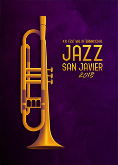 Poster Art 20th San Javier Jazz Festival
